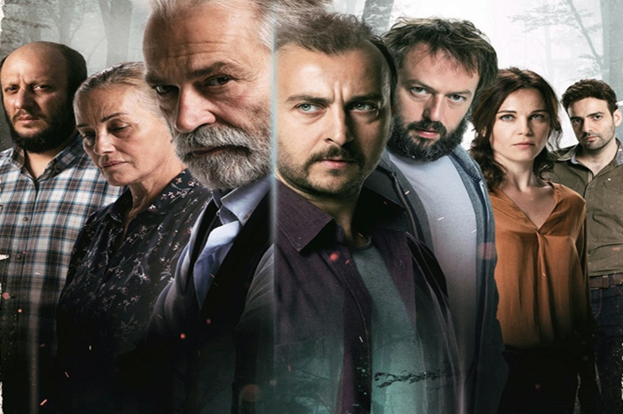 Masum (O segredo do comissário) ótima série turca quase invisível na Netflix.